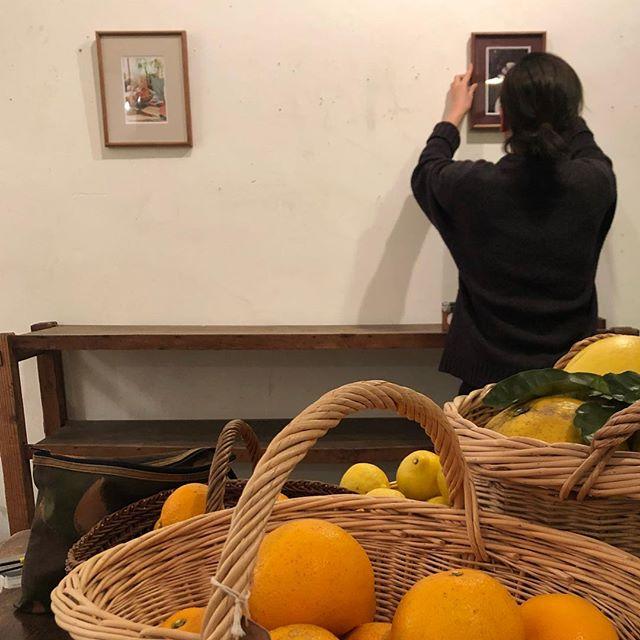 Nahoko Morimoto exhibition