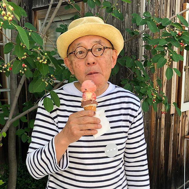 六九クラフトストリートでのアイスクリーム屋台にお越しくださった皆さまありがとうございました。また来年も10cmでお会いできますように。