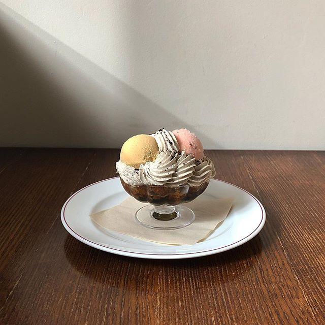 フラベドのポップアップカフェにご来店いただきありがとうございました。引き続きカフェリゼッタでは小さな「クープ・カフェ」をご提供予定です。ポップアップには間に合わなかったお客様もぜひ一度お試しくださいませ。次回は春先にいちごのパフェをご紹介致します。
